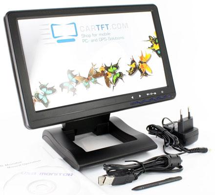 "CVL1010-USB (10.1"" USB Touchscreen Display)"