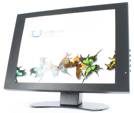 "CTF1210 - VGA 12.1"" TFT - Touchscreen USB - Video"